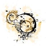 abstrakt begrepp Royaltyfri Bild