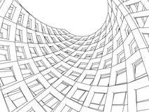 abstrakt begrepp 3d Arkivbilder