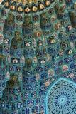 Abstrakt begrepp av den östliga garneringen Royaltyfri Fotografi