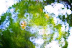 Abstrakt begrepp av linssuddighetsbruk för bakgrund som kan användas till mycket Arkivbilder