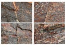 Abstrakt begrepp av stenen Royaltyfria Bilder