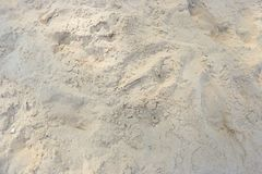 Abstrakt begrepp bakgrund för sandtexturabstrakt begrepp Sandig strand för bakgrund Royaltyfri Foto