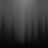 Abstrakt begrepp belägger med metall rasterbakgrund Royaltyfri Foto
