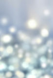 Abstrakt begrepp blinkade ljus bakgrund med defocused naturlig bokeh Royaltyfria Foton