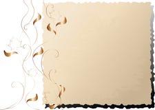 abstrakt begrepp blommar papper Arkivfoton