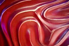 Abstrakt begrepp brunt, konvex, tredimensionell unik härlig krabb textur av en stenvägg av betong målade med målarfärg Royaltyfri Bild