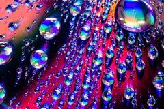 Abstrakt begrepp bubblar III Royaltyfria Bilder