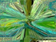 Abstrakt begrepp diagram färgrikt kulört färger Royaltyfria Bilder