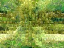 Abstrakt begrepp diagram färgrikt kulört färger Royaltyfri Bild
