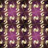 Abstrakt begrepp färgad bild royaltyfri illustrationer