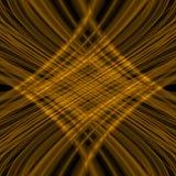 abstrakt begrepp färgade krökt band Royaltyfri Bild
