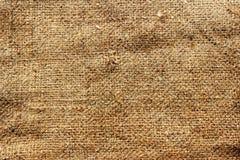 Abstrakt begrepp för bakgrund för yttersida för textur för säckvävsäck Arkivfoton