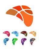 Abstrakt begrepp för beståndsdel för logo för designabstrakt begreppvinge, ängel, Royaltyfri Fotografi