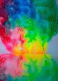 Abstrakt begrepp för illustration för vattenfärgmålningaquarelle vektor illustrationer