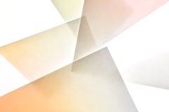 Abstrakt begrepp 2 för lutningpapperstextur Arkivfoto