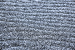 Abstrakt begrepp för snö- och issandstranden mönstrar bakgrund Royaltyfria Foton