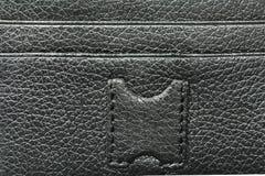 Abstrakt begrepp för svartpåkläddläder Royaltyfri Foto