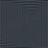 Abstrakt begrepp fodrad bakgrund, stil för optisk illusion kaotiska linjer Royaltyfria Bilder