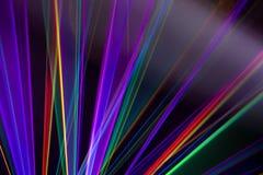 Abstrakt begrepp fodrar färgrik bakgrund Royaltyfria Bilder