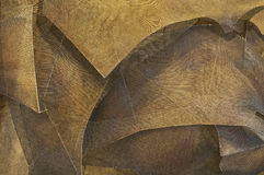 Abstrakt begrepp formar bakgrund Fotografering för Bildbyråer