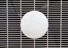 Abstrakt begrepp formar luftkompressorn Royaltyfria Bilder