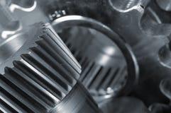 abstrakt begrepp gears maskineri Royaltyfria Foton