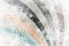 Abstrakt begrepp illustrerade grungebakgrundsmodellen Fotografering för Bildbyråer