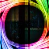 Abstrakt begrepp illustrerade grungebakgrundsmodellen Royaltyfria Foton