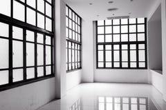 Abstrakt begrepp klara ljusa Windows Royaltyfri Foto
