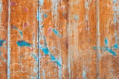 Abstrakt begrepp korroderade rostigt konstnärligt för färgrikt grungebakgrundsjärn Royaltyfria Foton
