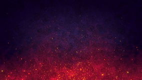 Abstrakt begrepp kretsad brandbakgrund lager videofilmer