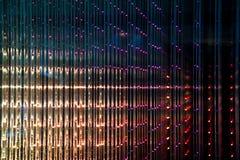 Abstrakt begrepp ledd skärm, texturbakgrund Royaltyfri Foto