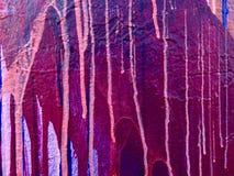 Abstrakt begrepp målad modell Royaltyfria Foton