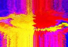Abstrakt begrepp målning bild textur texturerat unikhet Arkivbild