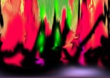 Abstrakt begrepp målning bild textur texturerat unikhet Arkivbilder