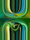Abstrakt begrepp målning bild textur texturerat unikhet Arkivfoton