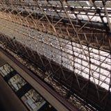 Abstrakt begrepp: Manchester Piccadilly station Royaltyfri Fotografi