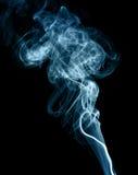Abstrakt begrepp röker Royaltyfri Fotografi