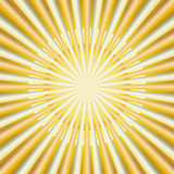 abstrakt begrepp rays sunen Arkivfoto