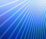 abstrakt begrepp rays sunvatten Arkivbild
