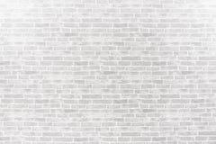 Abstrakt begrepp red ut texturerat på vit bakgrund för tegelstenväggen Royaltyfria Bilder