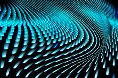 Abstrakt begrepp rusar teknologibakgrund Arkivfoton