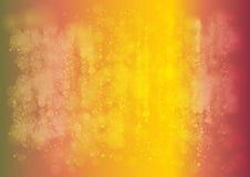 Abstrakt begrepp som är flerfärgat med glorien background_02 Royaltyfri Fotografi