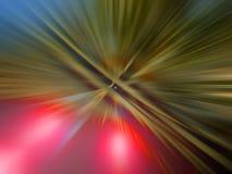abstrakt begrepp suddigheta lampor Arkivbilder