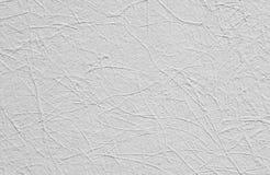 Abstrakt begrepp texturerad vit tapet Royaltyfri Bild