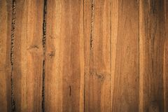 Abstrakt begrepp texturerade träbakgrund, yttersidan av det bruna teet Royaltyfri Foto