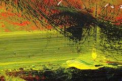 Abstrakt begrepp texturerade upp flerfärgad bakgrund - grungy metallslut Fotografering för Bildbyråer