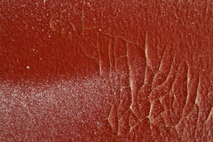 Abstrakt begrepp texturerat brunt bakgrund-slut upp Royaltyfri Bild