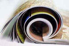 Abstrakt begrepp - tidskrift Arkivbilder