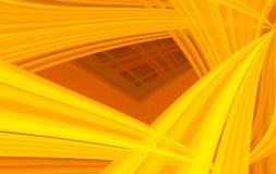 Abstrakt begrepp transcendentalt som är åtskild Arkivbilder